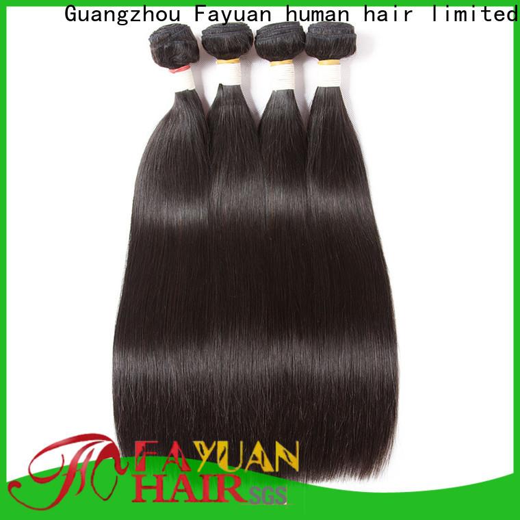 Fayuan Hair New brazilian hair website company for barbershop