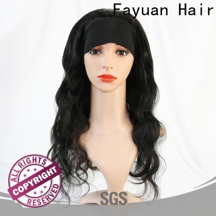 Fayuan Hair Top premium lace wigs company for barbershop