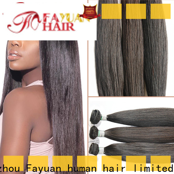 Fayuan Hair Custom full lace wig Suppliers for men