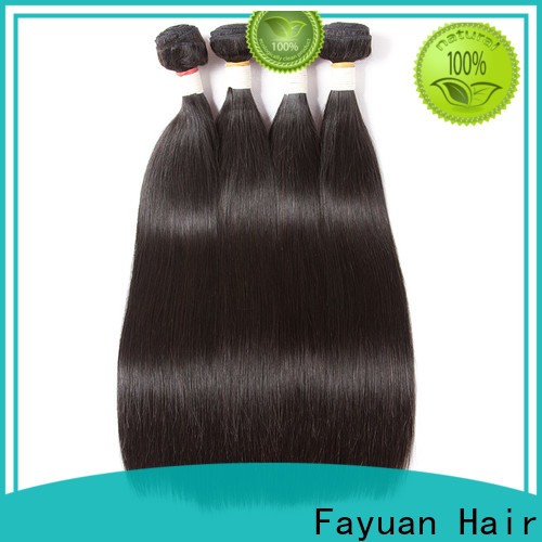 Fayuan Hair High-quality brazilian hair prices Suppliers for women
