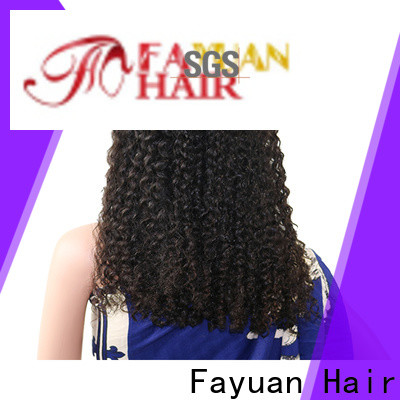 Fayuan Hair Wholesale cheap lace front wigs for business for selling