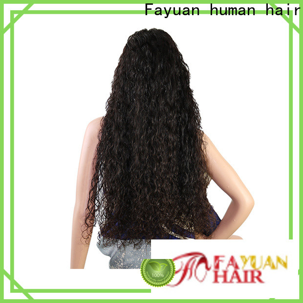 Latest custom wigs for sale price for business for men