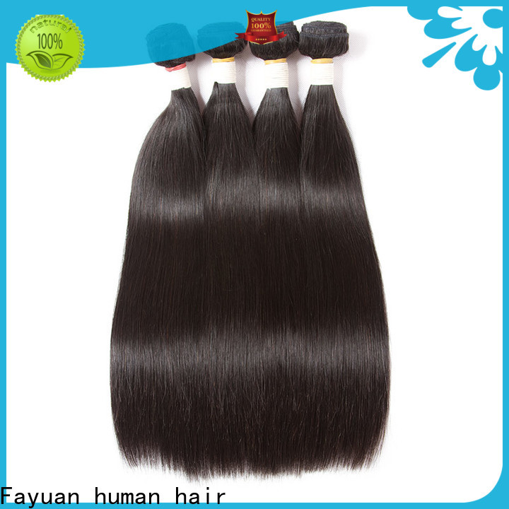 Fayuan Hair Wholesale wet and wavy hair weave for business for street