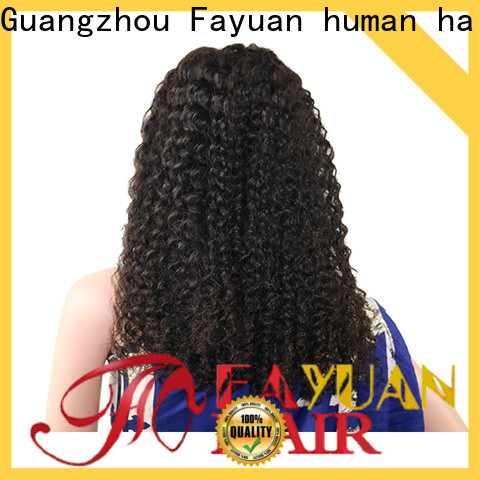 High-quality best frontal wigs grade for business for men