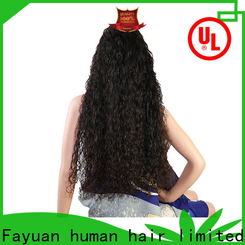 Fayuan Hair Wholesale custom made toupee for business for barbershop