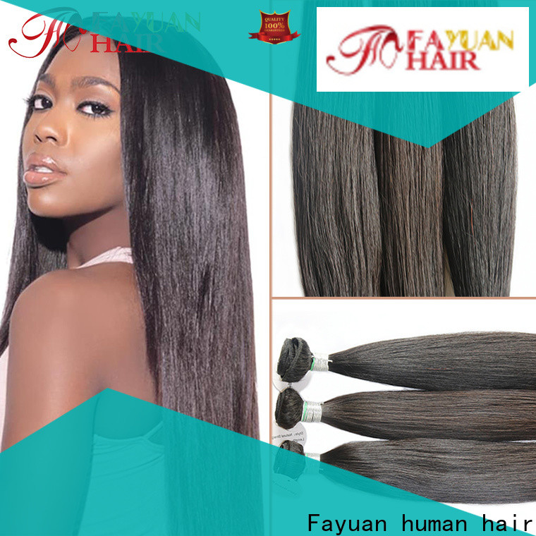 Fayuan Hair lace good full lace wigs Supply for men