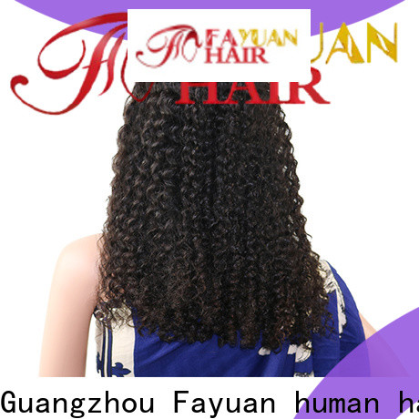 Fayuan Hair High-quality frontal wigs for sale company for men