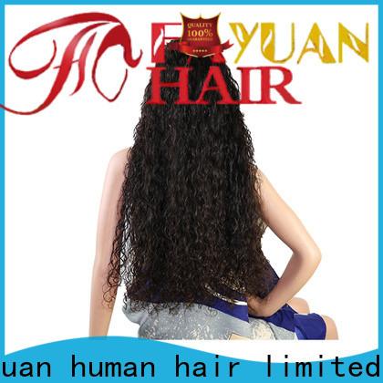 Fayuan Hair High-quality custom brazilian wigs Supply for women