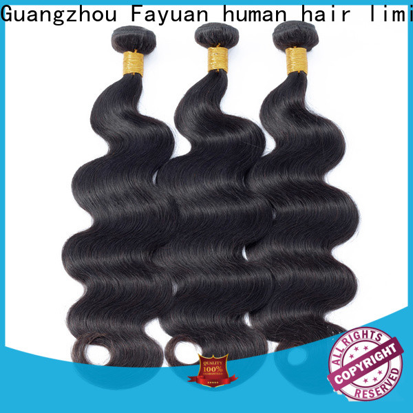 Wholesale peruvian deep wave hair bundles Supply for barbershop