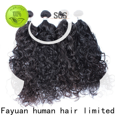 Fayuan Hair virgin malaysian hair weave for sale Suppliers for men