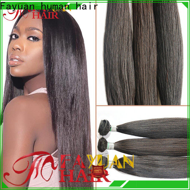 Fayuan Hair High-quality high quality full lace wigs factory for barbershop