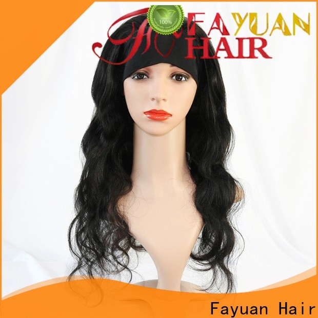 Fayuan Hair online where to buy wigs online factory for men