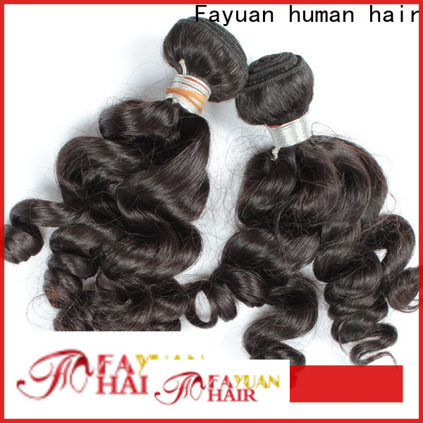 Fayuan Hair deep indian hair wholesale suppliers Supply for street