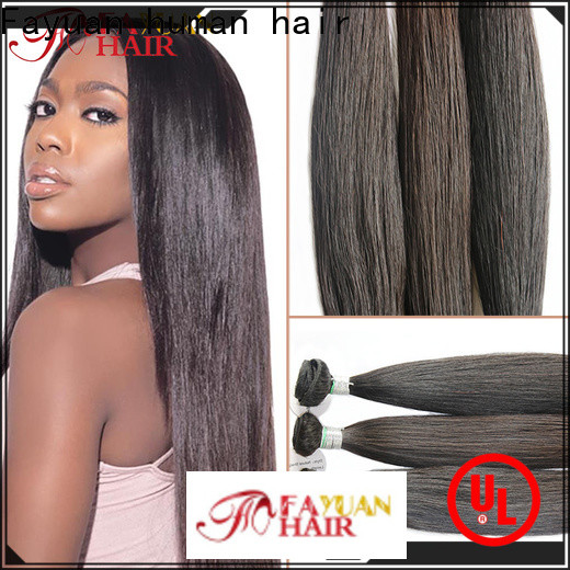 Fayuan Hair virgin full lace wigs online Suppliers for selling
