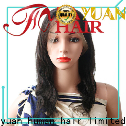 Fayuan Hair Custom good full lace wigs company for selling