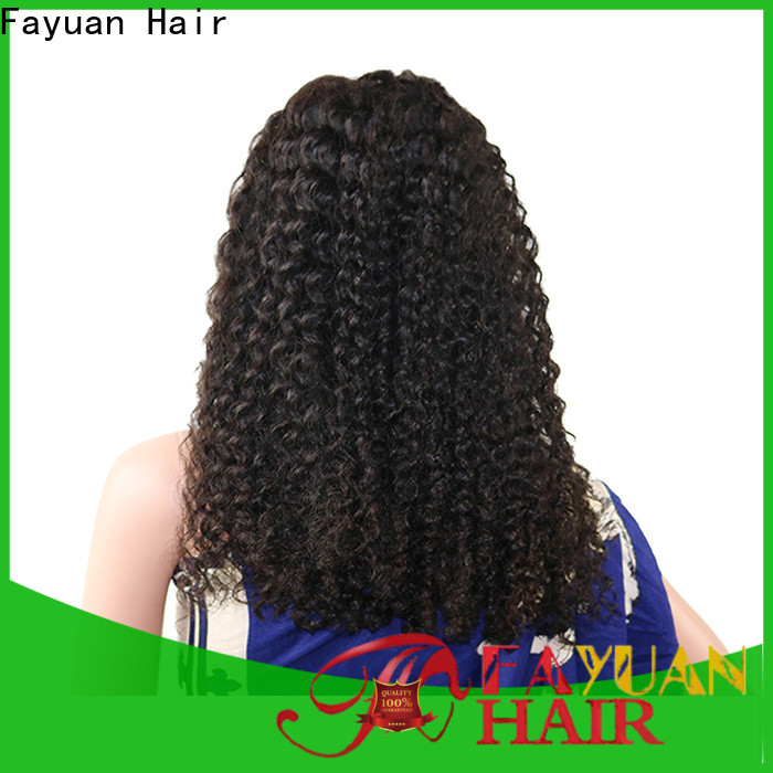 Wholesale low price lace front wigs grade factory for men