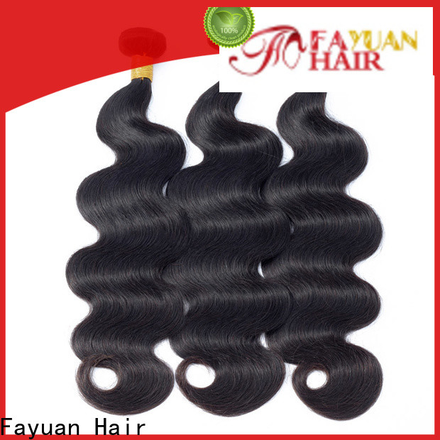 Fayuan Hair wave peruvian wave hair for business for barbershop