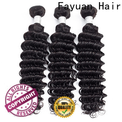 Fayuan Hair Wholesale peruvian hair cost Supply for women