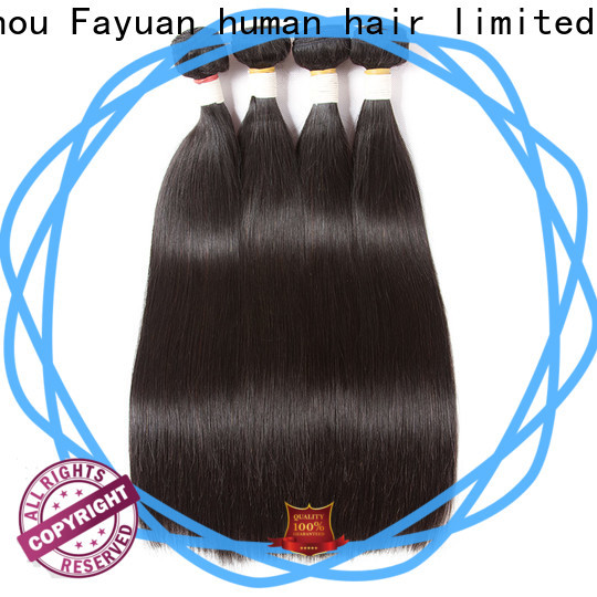 Fayuan Hair quality cheap brazilian curly hair bundles Suppliers for selling