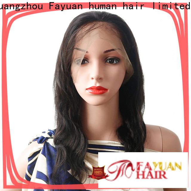 Best full lace synthetic wig aligned Supply for men