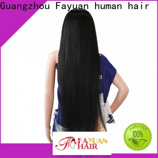 Fayuan Hair frontal custom wigs online Supply for women
