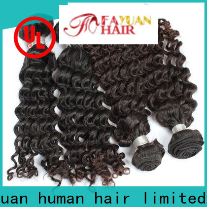 Top malaysian curly hair human factory for women