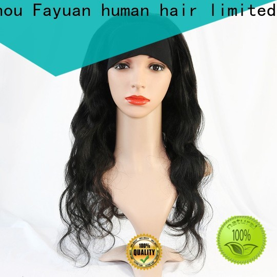 Fayuan Hair online natural looking long wigs manufacturers for selling