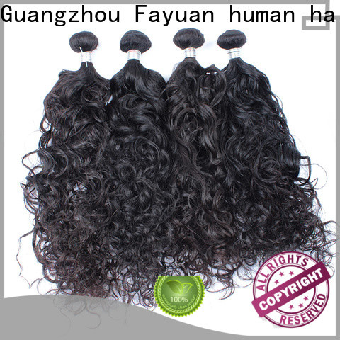 Fayuan Hair Wholesale malaysian hair bundles wholesale for business for selling