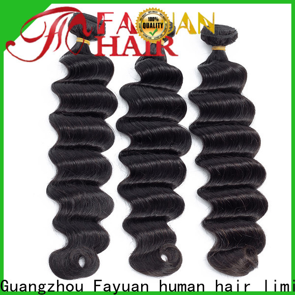 Fayuan Hair Top wholesale indian hair company for barbershop