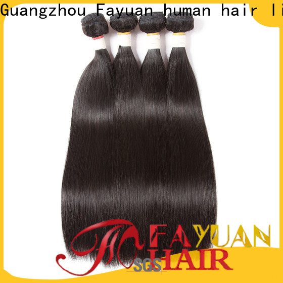 Fayuan Hair quality brazilian human hair for sale Suppliers for street