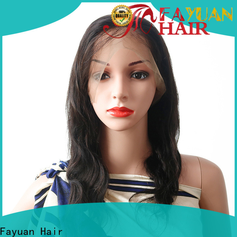 Fayuan Hair New cheap full lace wigs factory for barbershop