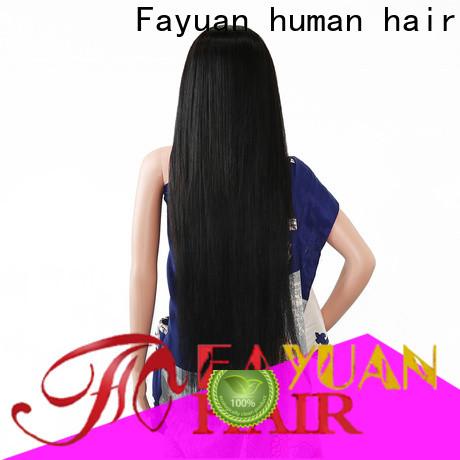 Fayuan Hair deep custom wigs for sale Supply for barbershop