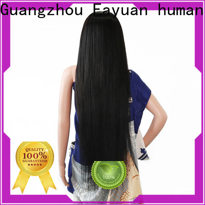 Fayuan Hair virgin custom lace wigs Supply for selling
