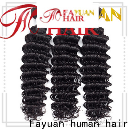 Fayuan Hair peruvian curly peruvian Suppliers for selling