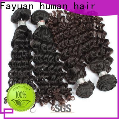 Fayuan Hair loose human hair wigs in malaysia manufacturers for barbershopp
