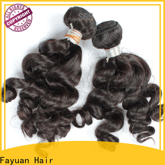 Fayuan Hair Latest indian hair extensions wholesale factory for men