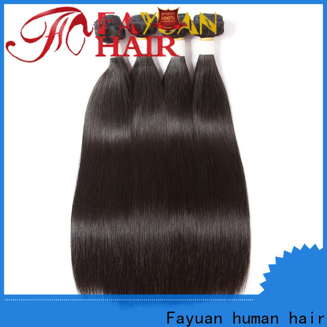 Fayuan Hair quality brazilian hair prices company for selling