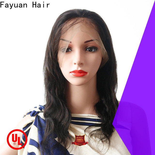 Top the best full lace wigs unprocessed manufacturers for women