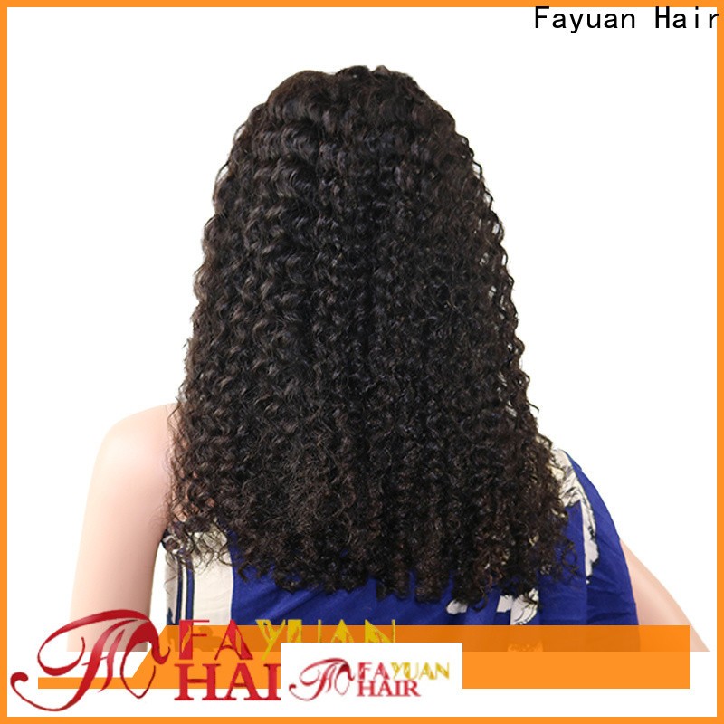 Fayuan Hair Wholesale cute cheap lace front wigs for business for street