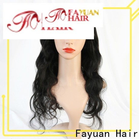 New human hair lace wigs online company for barbershop