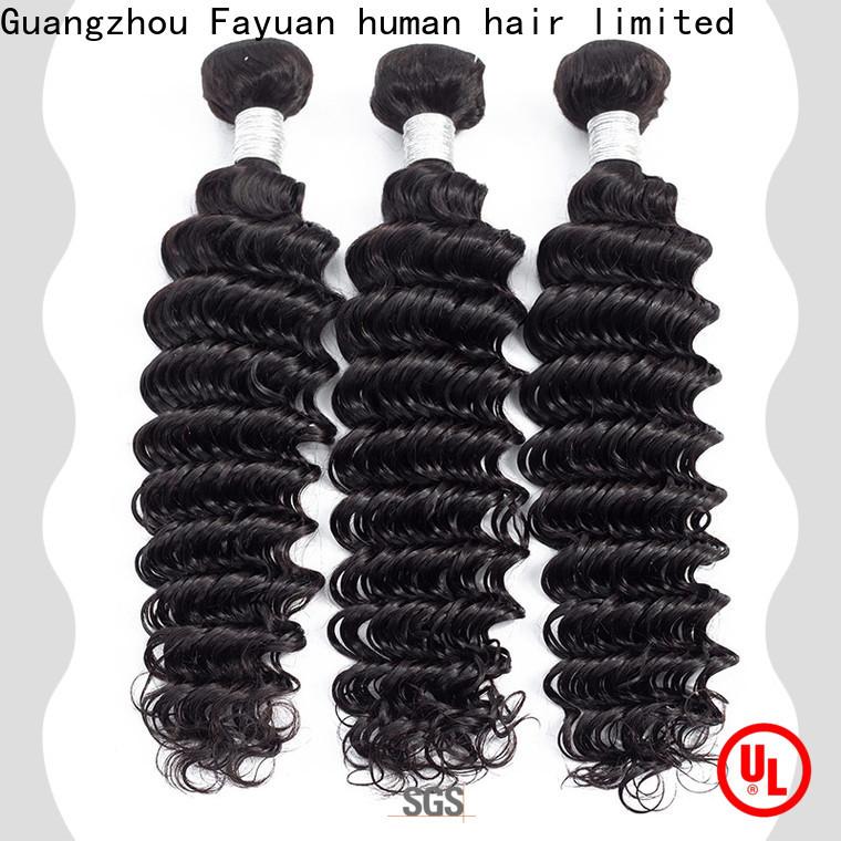 Fayuan Hair Wholesale best peruvian hair factory for selling