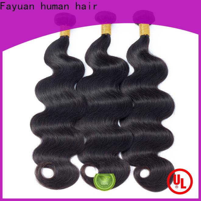 Fayuan Hair Latest the best peruvian hair manufacturers for men