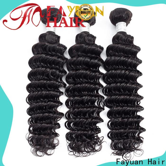 Fayuan Hair Wholesale natural peruvian hair company for men