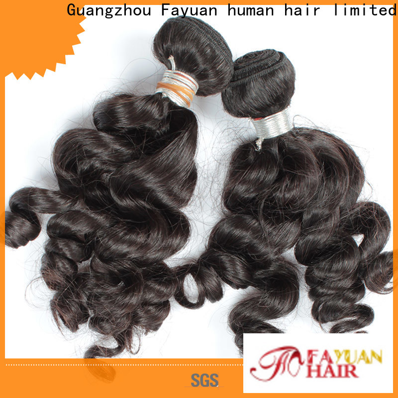 Fayuan Hair hair indian hair for sale Supply for barbershop