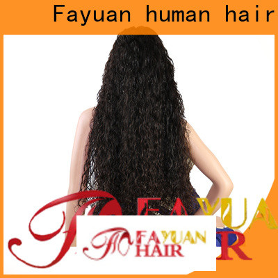 Wholesale custom made wigs wave factory for men