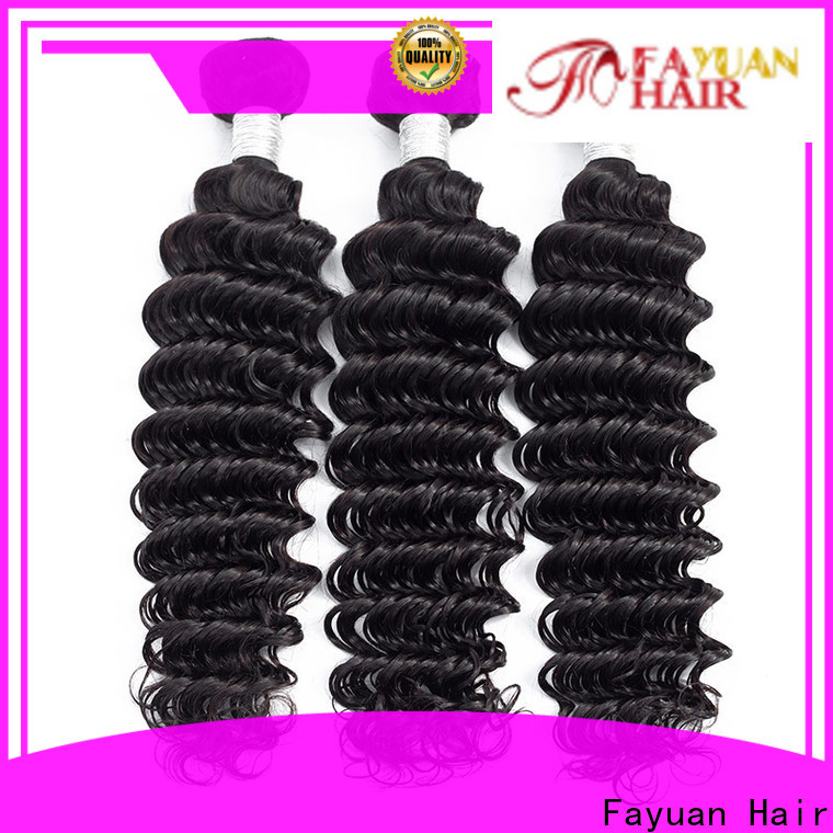 Wholesale peruvian deep wave hair price factory for selling
