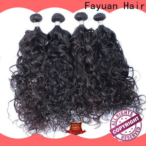 Custom virgin malaysian curly hair bundle deals grade for business for women