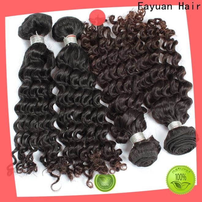 Fayuan Hair New malaysian hair bundles for sale Suppliers for barbershopp