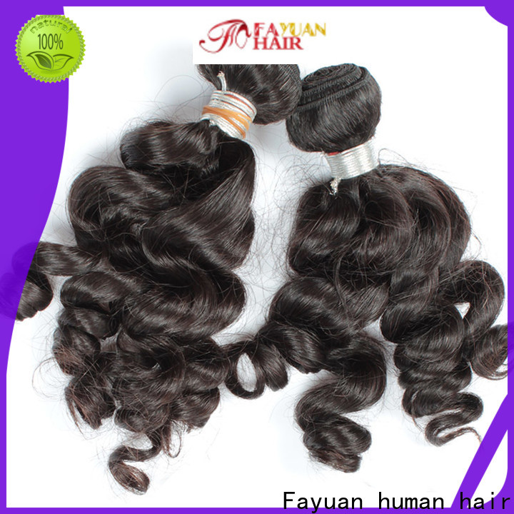 Fayuan Hair High-quality cheap hair extensions Suppliers for selling