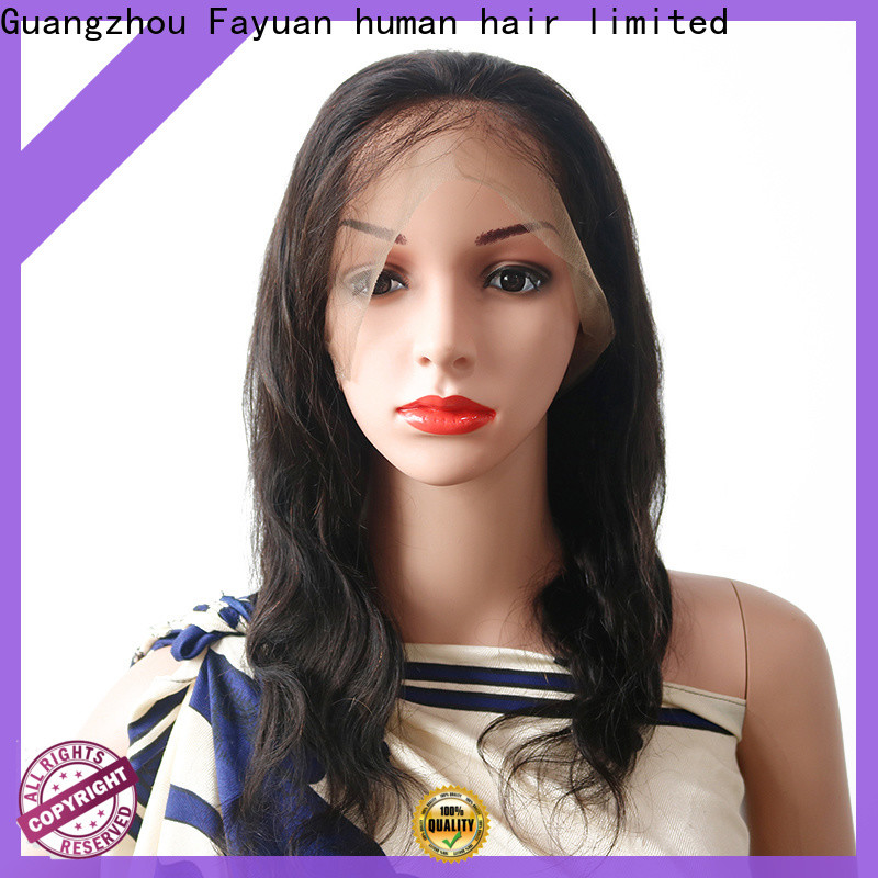 Fayuan Hair virgin full lace wigs for sale for business for selling